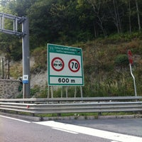 Das Foto wurde bei Traforo Monte Bianco [T1] - Piazzale Sud von Stephen P. am 8/30/2013 aufgenommen
