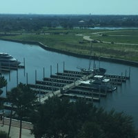 Photo taken at South Shore Harbour Marina by William S. on 9/21/2015