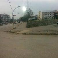 Photo taken at Derviş Eroğlu Bulvarı by Kadir T. on 1/30/2017