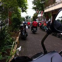 Photo taken at pasar jati by Rizal V. on 1/24/2014