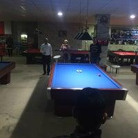 Photo taken at SportHouse Bilardo Salonu by Uğur Eren K. on 1/11/2016