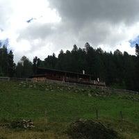 Photo taken at Malga Steinzger by Gianluca S. on 8/12/2013