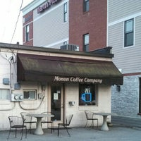 Photo taken at Monon Coffee Company by Candace N. on 5/19/2013