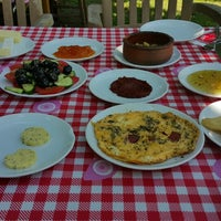 Photo taken at Atlı Köşk Cafe & Restaurant by Dilek K. on 5/31/2015