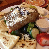 ... Photo Taken At Pita House By Erin S. On 4/5/2013 ...