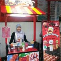 Photo taken at sosis bakar bandung by Barri S. on 2/19/2014