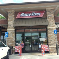 Photo taken at RaceTrac by Jared S. on 4/28/2016