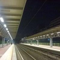 Photo taken at Stazione Bruzzano by Hatef R. on 12/1/2015