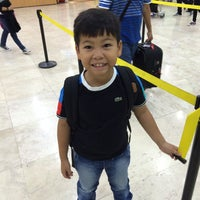 Photo taken at Mactan Cebu International Airport (MCIA) by Japheth G. on 5/18/2016