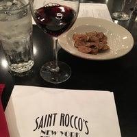 Foto scattata a Saint Rocco's New York Italian da Jeff K. il 11/18/2016