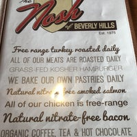 Photo taken at The Nosh of Beverly Hills by Jeff K. on 3/29/2017