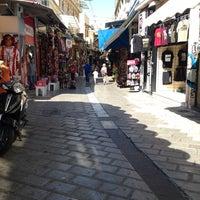Photo taken at Athens Flea Market by Marin K. on 8/28/2014