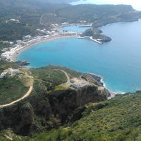 Photo taken at Κάστρο Χώρας by Panagiotis S. on 4/13/2015