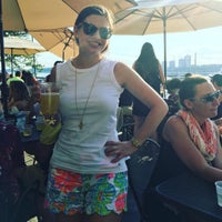 Photo taken at Tulane Crawfish Boil @ Boat Basin by Courtney C. on 6/18/2016
