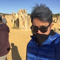 Photo taken at pinnacles desert discovery by Nazril F. on 9/14/2016