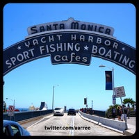 Photo taken at Santa Monica Pier by Albert E. on 5/29/2013