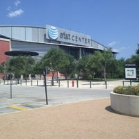 Photo taken at AT&T Center by Dominique T. on 7/3/2013