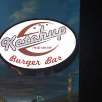 Photo taken at Ketchup Premium Burger Bar by Mark H. on 9/17/2016