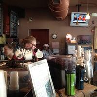 Photo taken at Ebenezers Coffeehouse by Doug C. on 4/4/2013