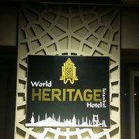 9/14/2016 tarihinde Serdal S.ziyaretçi tarafından World Heritage Hotel'de çekilen fotoğraf