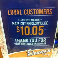 Photo taken at Travis AFB Barber Shop by Mark S. on 6/25/2013