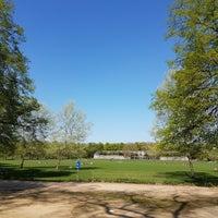 Foto tomada en Schillerpark por Martin W. el 4/20/2018