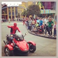 Photo taken at Marvel Superhero Island Arcade by Alex Z. on 2/14/2013