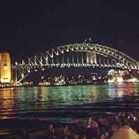 Photo taken at Sydney Harbour Bridge by Alex Z. on 1/24/2013