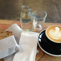 Photo taken at The Barn - Roastery by Caspar Clemens M. on 7/23/2013