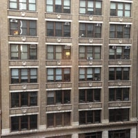 Photo taken at Four Points by Sheraton Manhattan Chelsea by robert s. on 11/16/2012