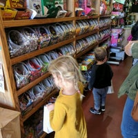 Photo taken at The Little Popcorn Store by Sarah F. on 4/7/2017