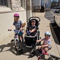 Photo taken at Gary United Methodist Church by Sarah F. on 4/30/2018
