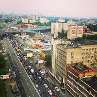 Photo taken at Нижегородская улица by Kate B. on 5/22/2013