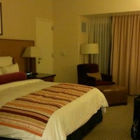 Photo taken at Dallas/Fort Worth Marriott Solana by Jeanette on 8/31/2013