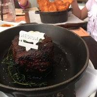 Photo taken at BLT Steak by Joa v. on 10/14/2012