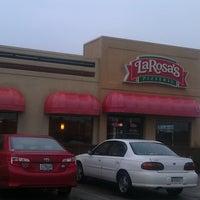 Photo taken at LaRosa's Pizzeria Batesville by David W. on 6/26/2013