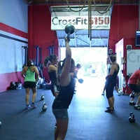 Photo taken at CrossFit 5150 by CrossFit 5150 on 4/21/2015