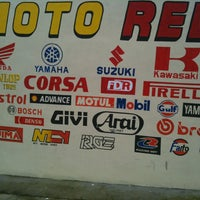 Photo taken at MotoRed by Rej L. on 8/9/2013