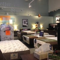 Photo taken at Denver Mattress Company by Judith C. on 12/2/2012