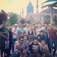 Photo taken at Konya by Kerem Y. on 5/22/2013