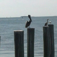 Photo taken at Charleston Harbour Tours by Chad A. on 5/26/2013