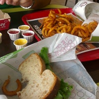 Photo taken at Arby's by Candy K. on 4/27/2013