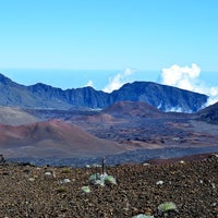 Photo taken at Haleakalā National Park by Iman F. on 1/20/2013