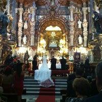 Foto tomada en Basílica Ntra. Sra de las Angustias por Cecilio S. el 10/20/2012
