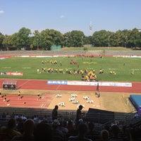 Photo taken at Dantestadion by OLNO on 8/8/2015