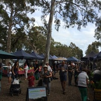 Photo taken at Noosa Farmers Market by Floris jan Z. on 6/8/2014