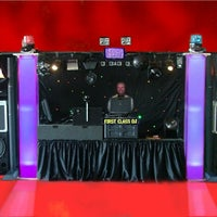 Photo taken at FIRST CLASS DJ by Mark S. on 10/31/2013