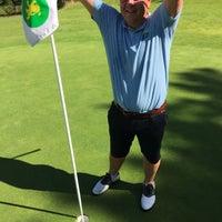 Photo taken at Noordwijkse Golfclub by Grardie A. on 8/9/2015
