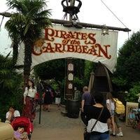 Photo prise au Pirates of the Caribbean par Marian N. le7/23/2013