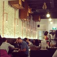 Photo taken at Maison Ikkoku Cafe by jocelyn L. on 12/20/2013